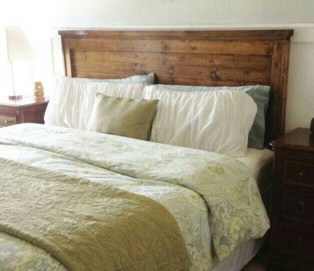 Farmhouse Headboard Twin Full Double Queen King and