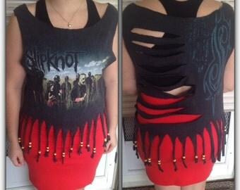 Slipknot handcrafted T-shirt