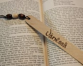 Middle-Earth Themed Bookmark
