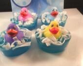 Rubber Duckie Soap