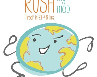 RUSH my Order  - Proof in 24-48 hours