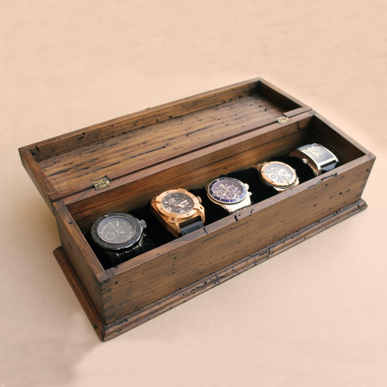 watch box watch case men s watch box watch box for men watch box for men wood 🔎zoom