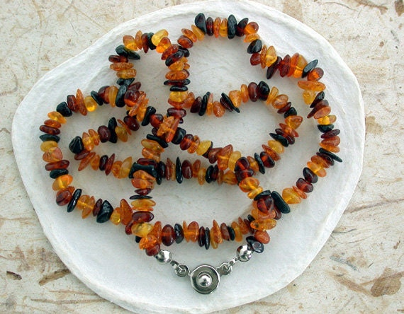 SMALL Amber Chips, Baltic Amber, Baltic Amber Chip Necklaces, Amber Beads, Baltic Amber Beads, Baltic Amber Chips SP-051
