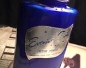 Evening in Paris  by Bourjois 3 1/4oz Perfumed Powder
