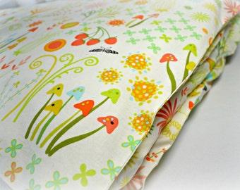 Toddler Duvet Cover, Crib Duvet Cover - Made to Order - Design Your Own - Designer Fabric
