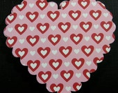 12 Heart Scrapbook die cut Embellishment, Heart Card Topper, tags/embellishment, Scrapbook, Cards