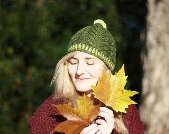 """Warm """"Forest Keeper"""" Hat"""