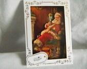 Christmas 3D Paper Tole Box Scene
