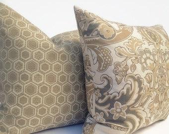 Suzani Pillow Cover 20X20 Decorative Home Decor Fabric-Throw Pillow-Accent Pillow-Living Room Pillow-Toss Pillow