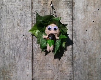 Forest Elf String Doll
