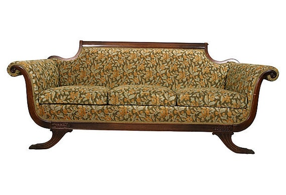 Duncan Phyfe Sofa 1920 39 S Reserved For Maggie