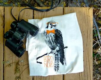 Bird Nerd shirt