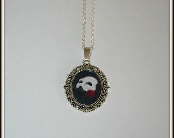 Necklace 'Phantom of the opera' * Elegant Curiosities *