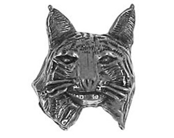 Bobcat Lapel Pin - CC134