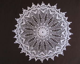 Round 17 inch doily-Innovative Idea
