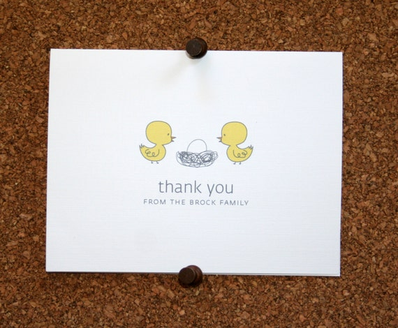 baby thank you cards baby shower thank you cards baby thank yous