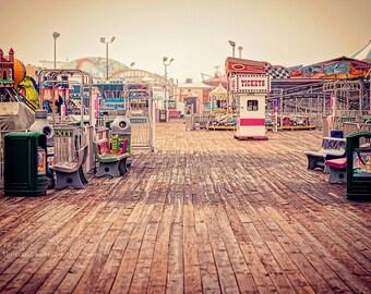 Print - Point Pleasant, NJ Boardwalk - Jenkinson's - Photograph