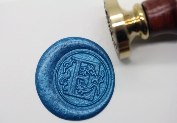 letter wax seal s1147 alphabet letter e wax seal stamp sealing 23296