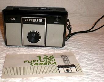 Argus Carefree 126 Camera
