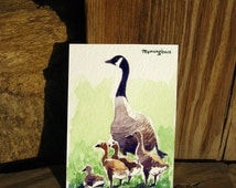 Canada Goose trillium parka sale discounts - Popular items for canada geese art on Etsy