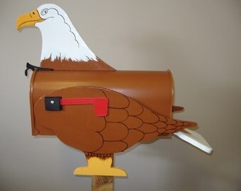 Bird mailboxes - Eagle mailbox
