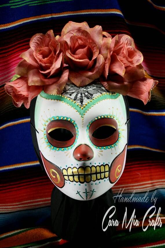 Traditional Dia de Los Muertos Day of the Dead by ...