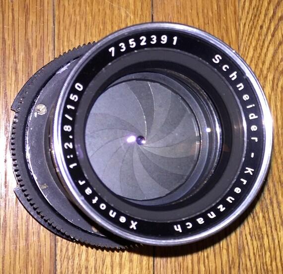 Schneider-Kreuznach Tele-Xenar 1:5,5 / 240mm Large Format