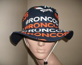 Bronco Bucket Hats