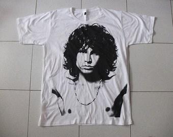 Classic Rock Singer T-shirt M