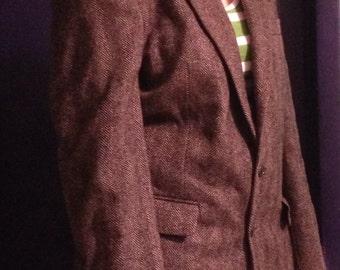 Mens Tweed Jacket 42R