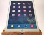iPad, iPad air  Stand (1/2/3/4)  Tablet  Stand -Oregon black Oak