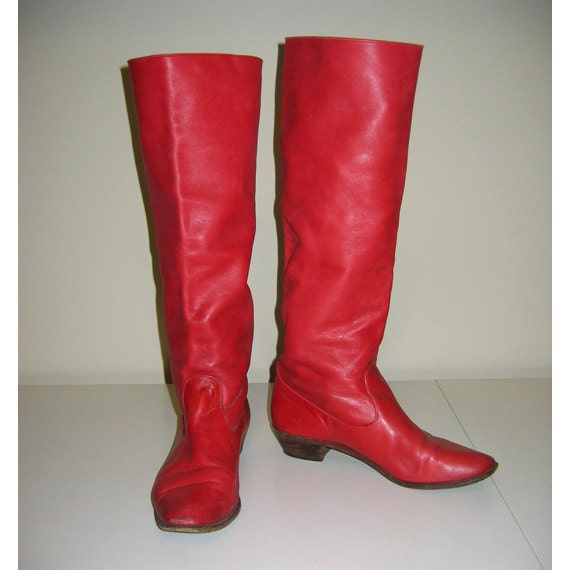 Vintage Italian Boots 19