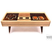 8-bit Retro Gaming Coffee Table