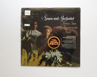 Parsley, Sage, Rosemary and Thyme LP by Simon and Garfunkel Factory Sealed
