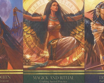 Goddess Isis Channeled Oracle Reading - PDF Document
