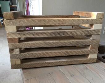 Pallet Grid Crate Box