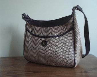Perfect everyday handbag by Aigner