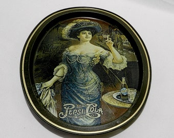PEPSI COLA serving Tray Vintage