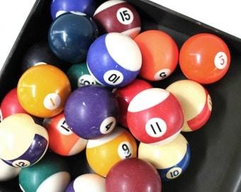 Vintage Pool Ball