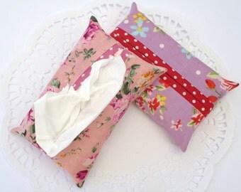 Fabric Pocket Tissue Holder