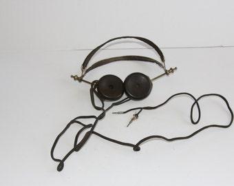 Vintage C. Brandes Head Set or Ear Phones