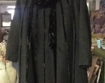 1940's Cashmere Coat