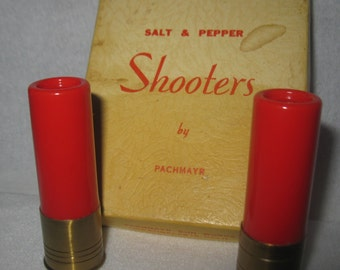 Salt and Pepper Shooters