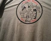 Vintage Stag Beer Mr. Magoo T-Shirt - 1958