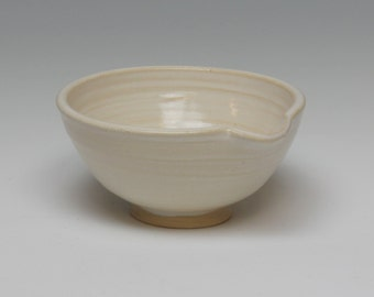 Simply White Pouring Bowl