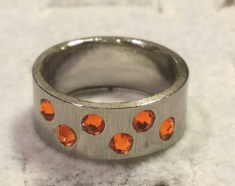 Niobium Ring Band