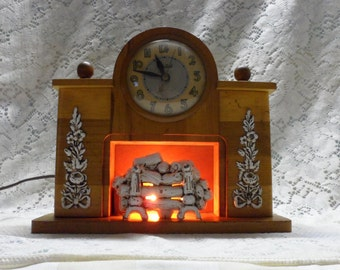 United Clock On Etsy A Global Handmade And Vintage