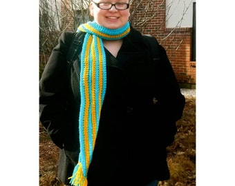 A scarf for any occasion
