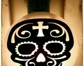 Scull Night Light