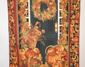 Fall Wall Hanging/ Decorative Wall Hanging/ Fall Leaves On Door